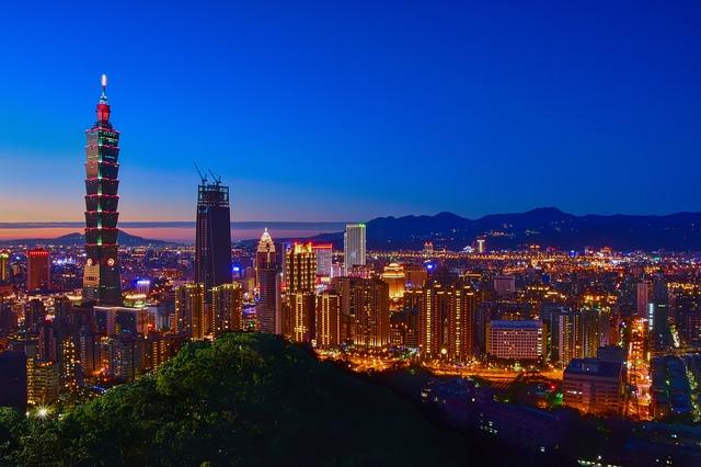 Tchaj-wan, Krásný ostrov