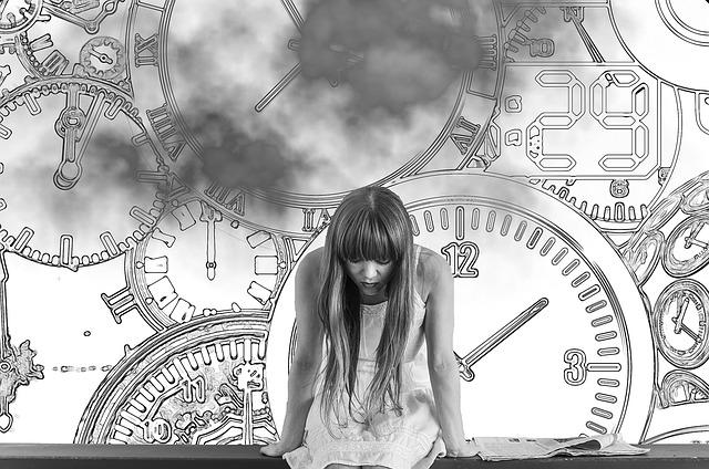 Žena a hodiny