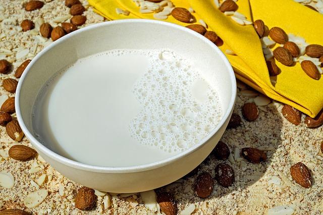Rostlinná mléka vhlavní roli