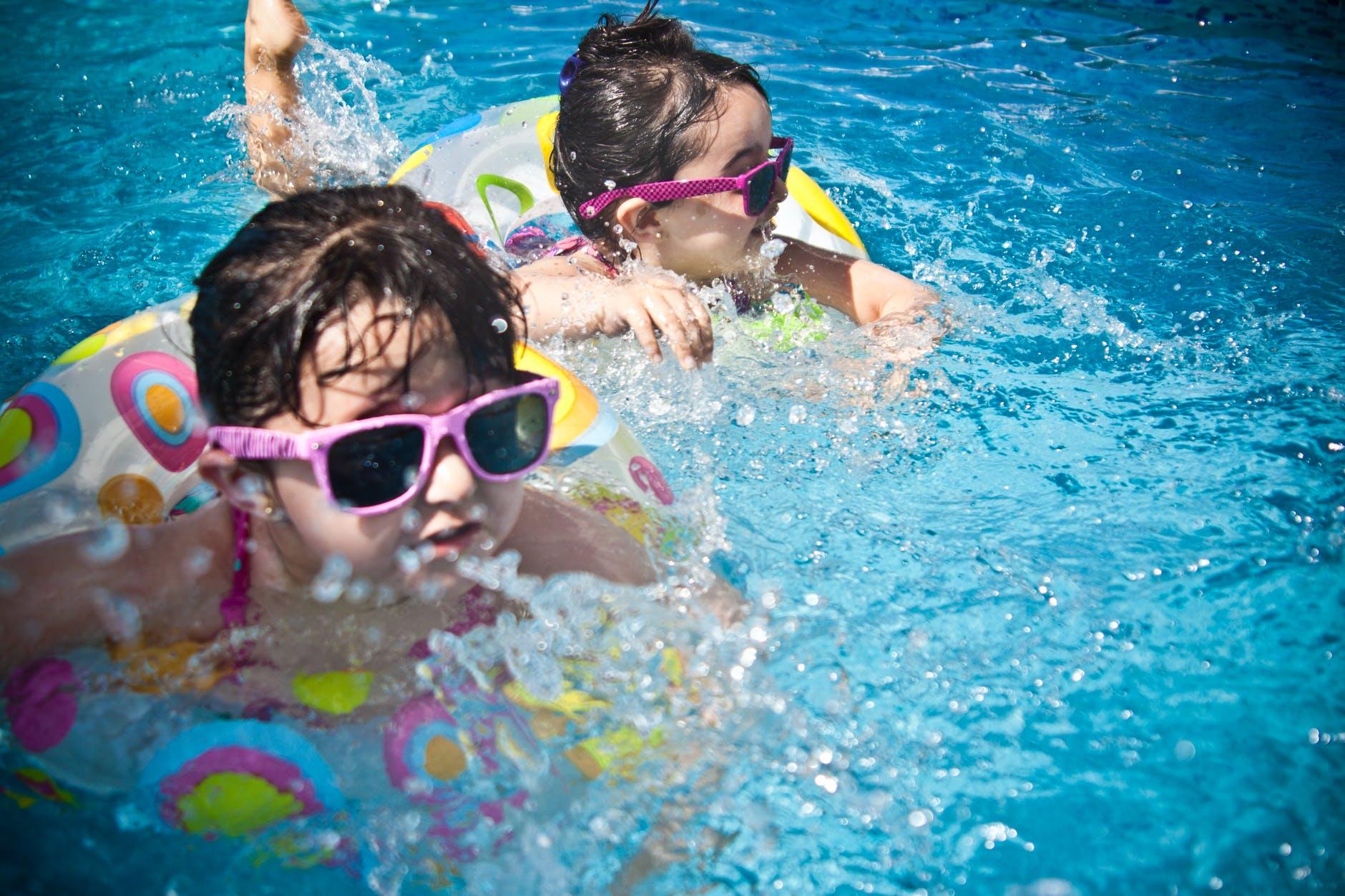 Jednoduché bazénové testery